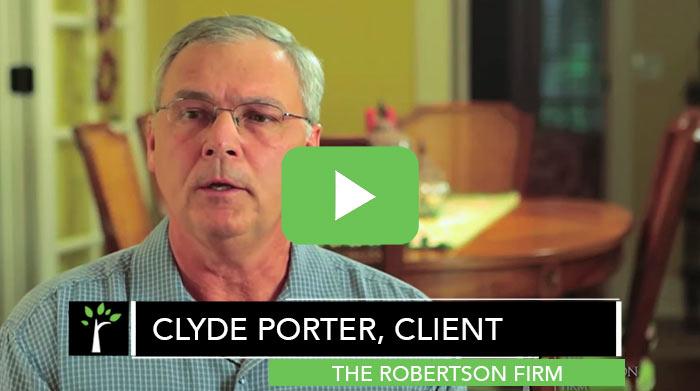 Clyde Porter Testimonial Construction Law
