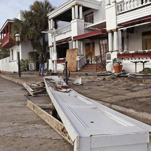 Featured Image For Hurricane Matthew Relief